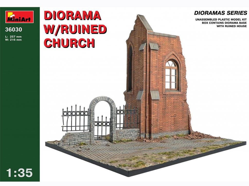Iglesia en ruinas - Ref.: MIAR-36030