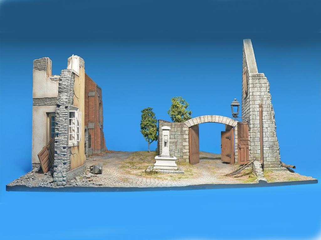 Iglesia en ruinas  (Vista 11)