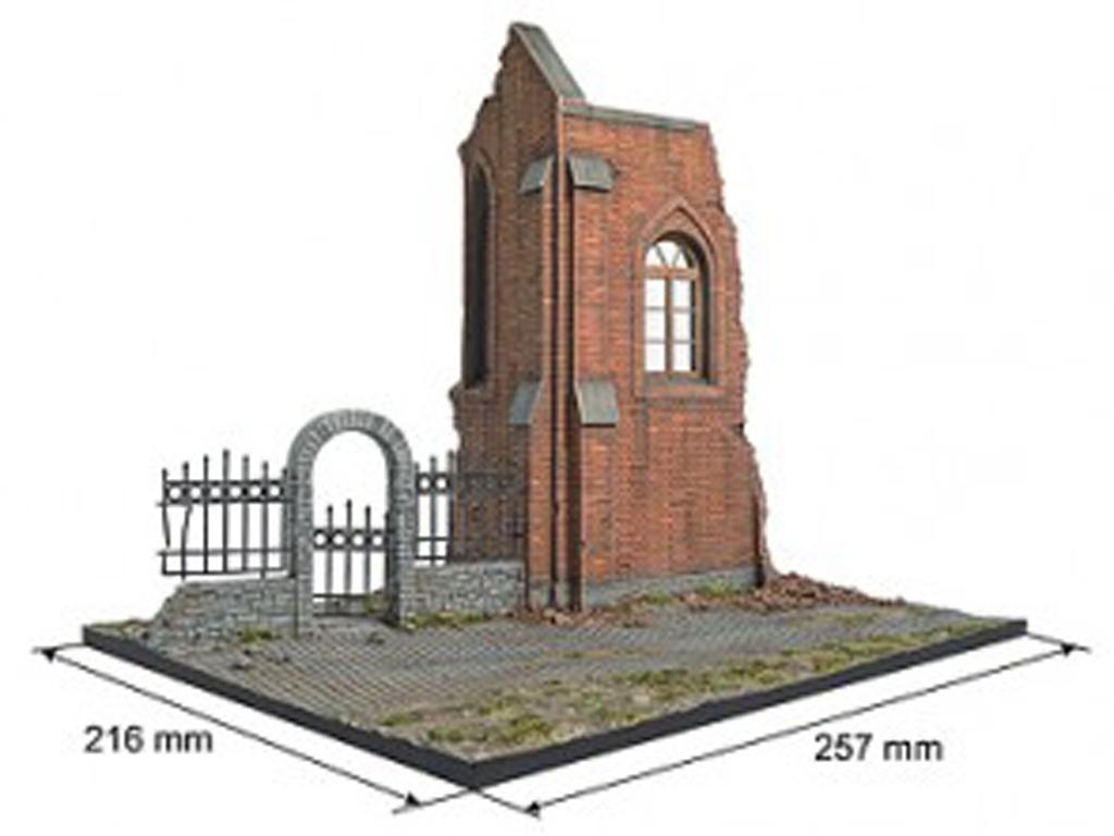 Iglesia en ruinas  (Vista 12)
