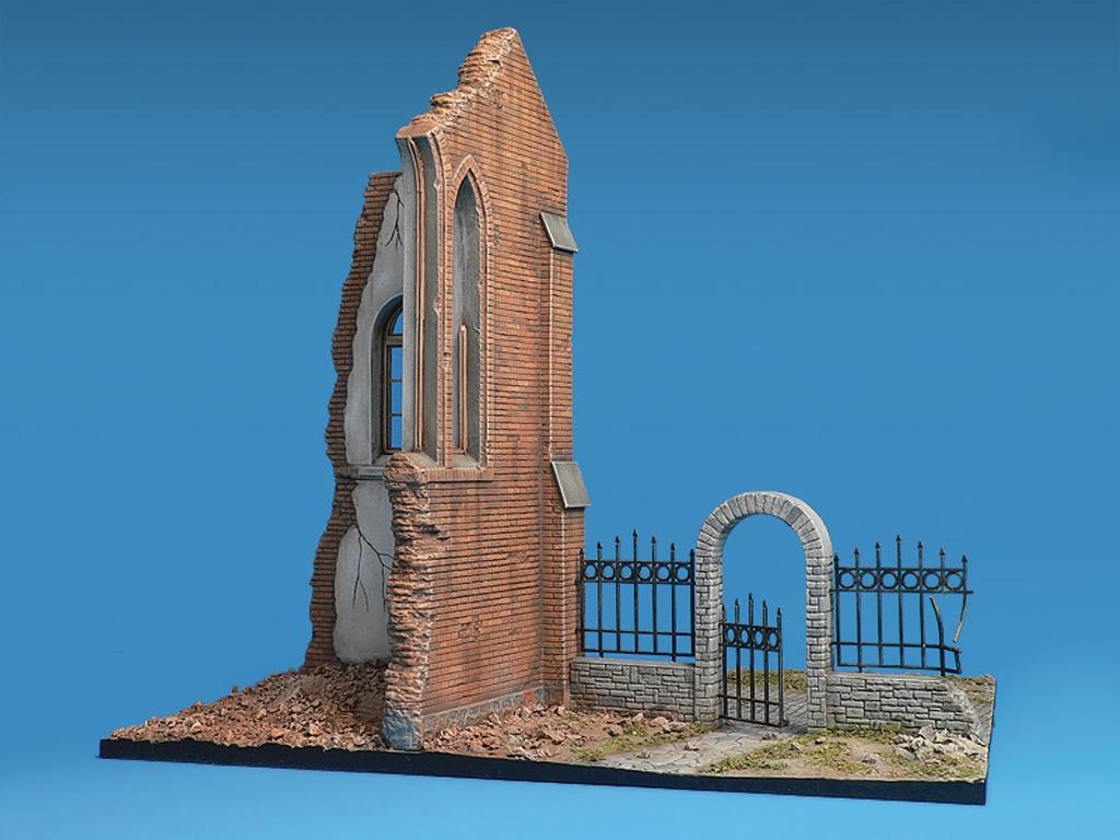 Iglesia en ruinas  (Vista 3)
