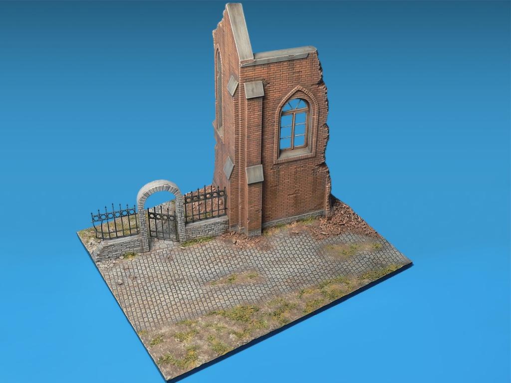 Iglesia en ruinas  (Vista 5)