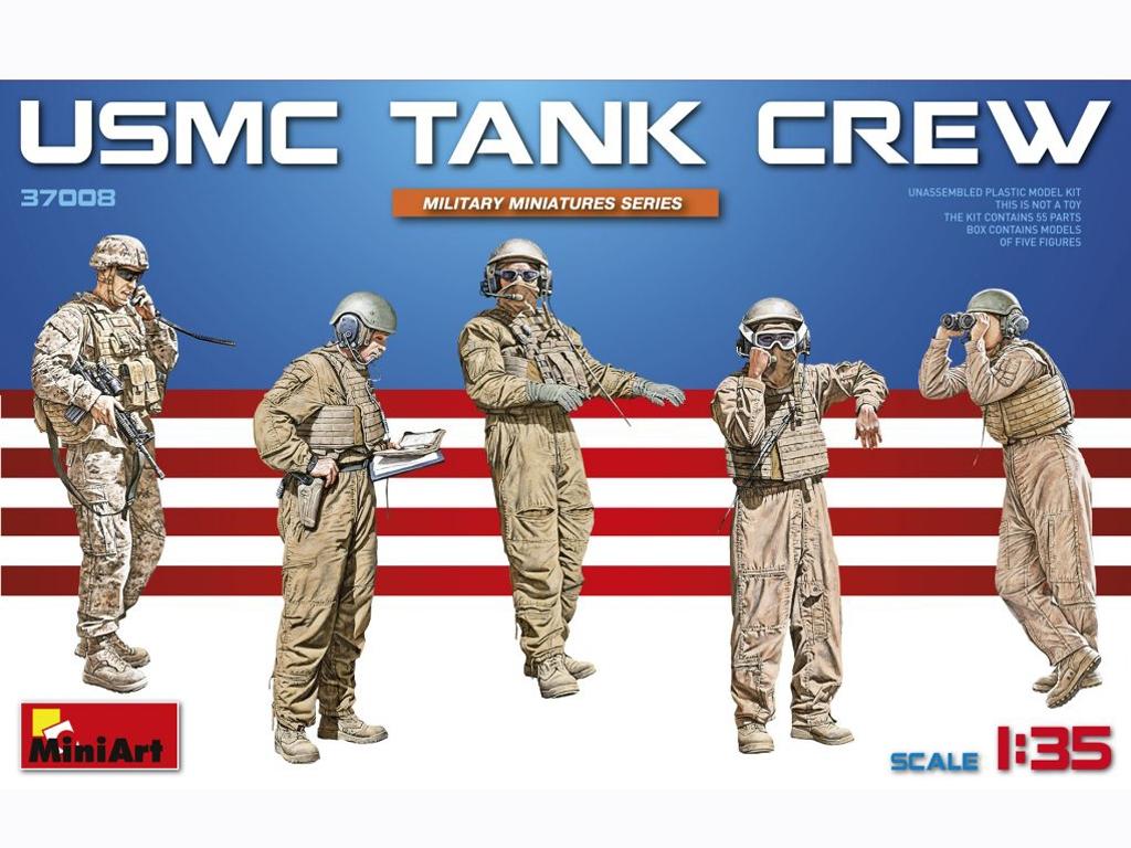 USMC. Tanquistas  (Vista 1)