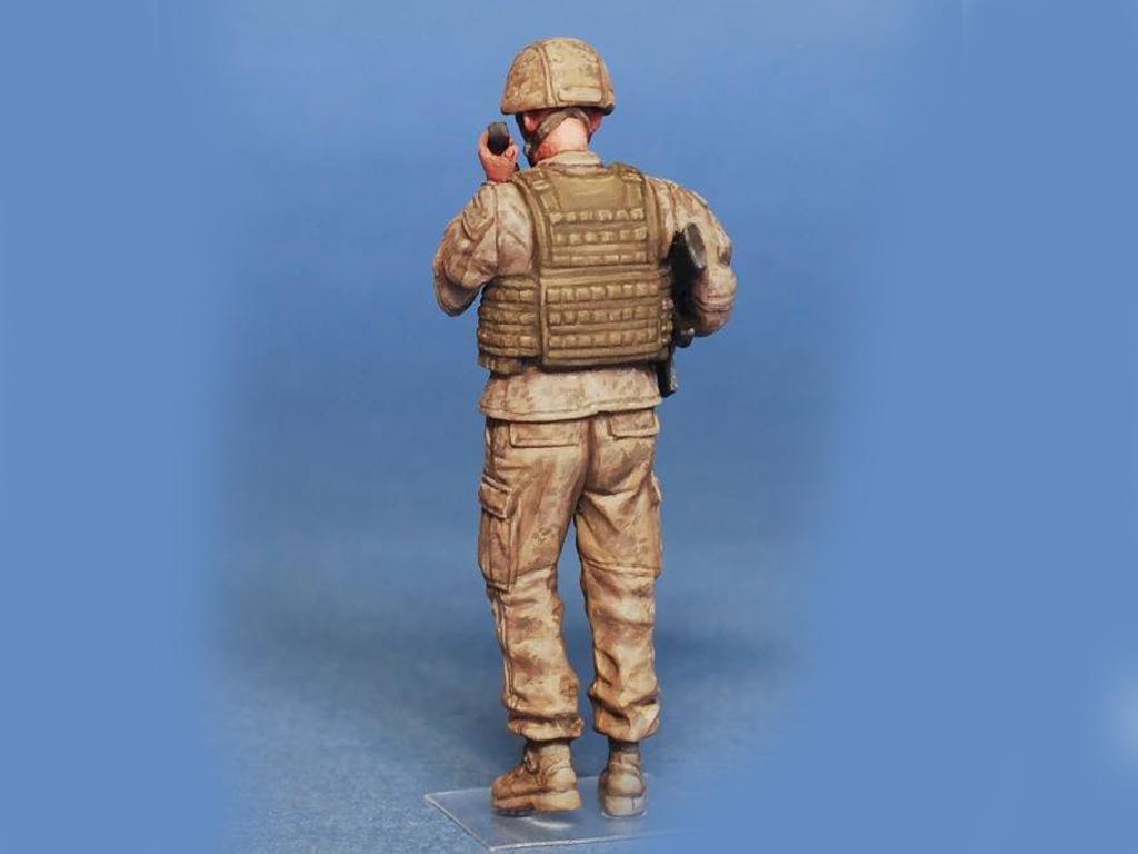 USMC. Tanquistas  (Vista 13)