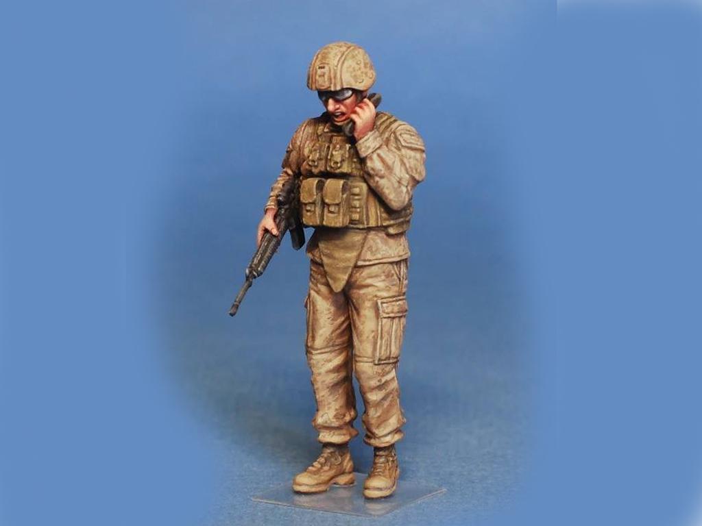 USMC. Tanquistas  (Vista 14)
