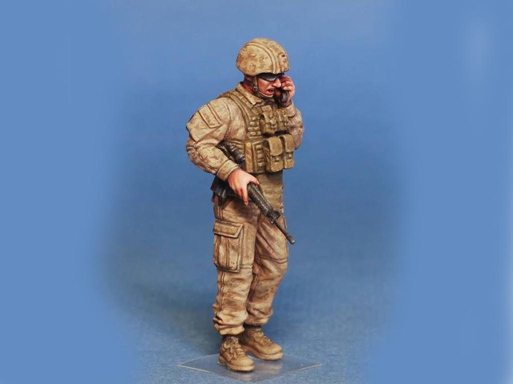 USMC. Tanquistas  (Vista 15)