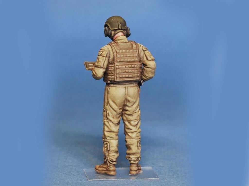 USMC. Tanquistas  (Vista 16)