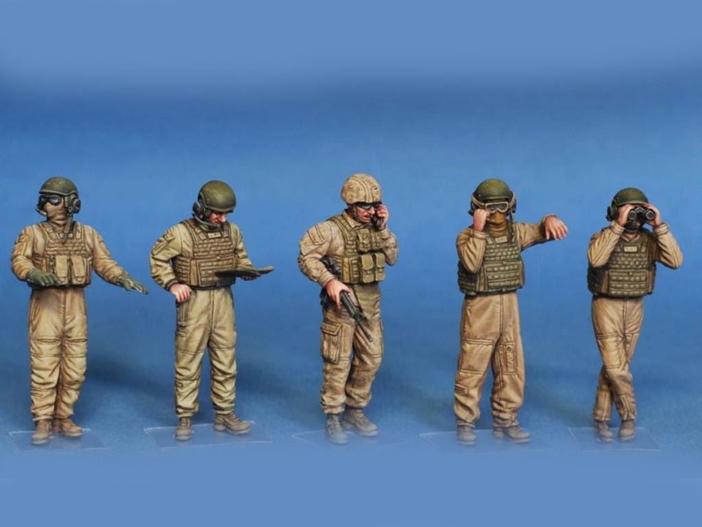 USMC. Tanquistas  (Vista 2)