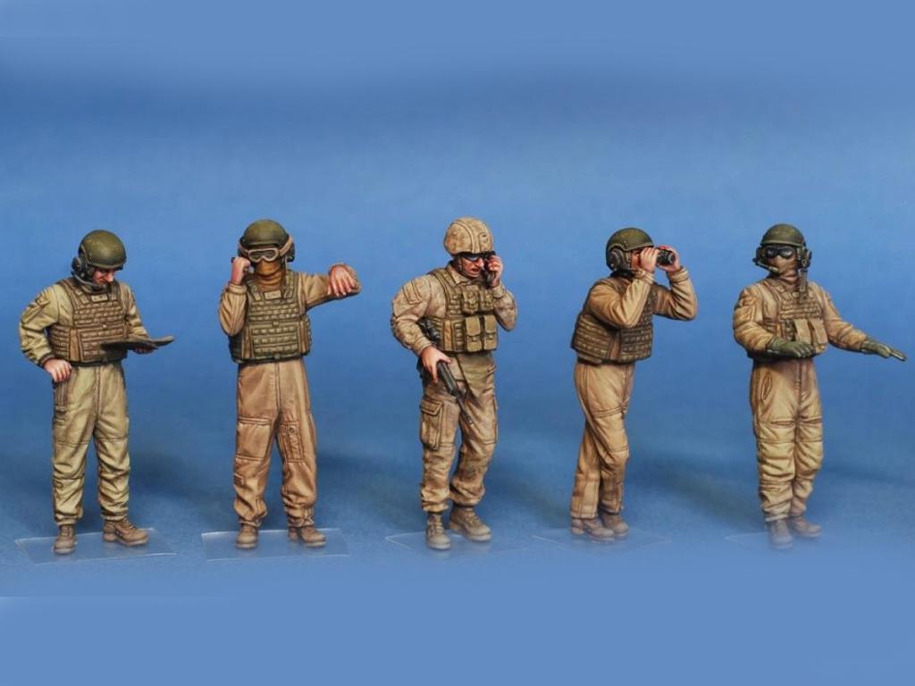 USMC. Tanquistas  (Vista 4)