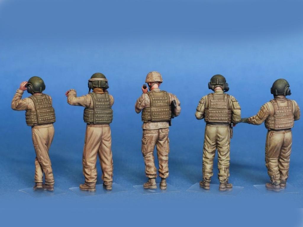 USMC. Tanquistas  (Vista 5)