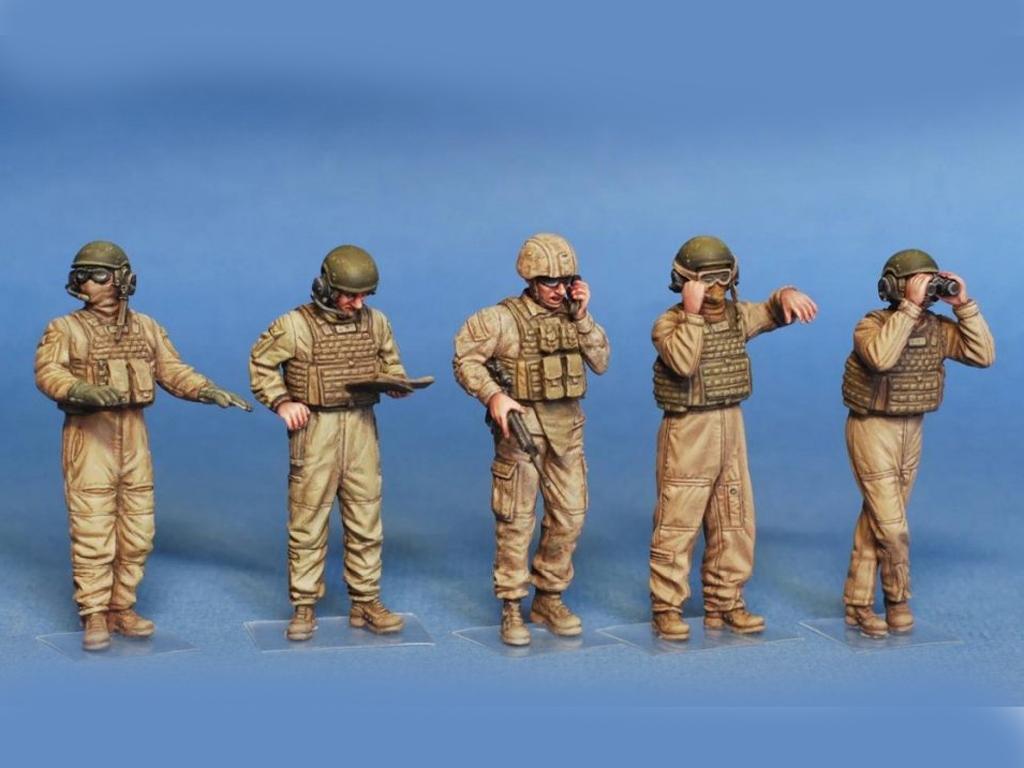 USMC. Tanquistas  (Vista 6)