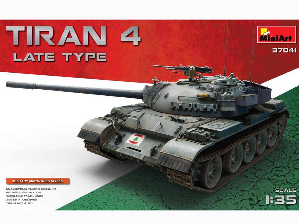 Tiran 4 Late Type - Ref.: MIAR-37041