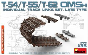 T-54,T-55,T-62 OMSh Individual Track Lin