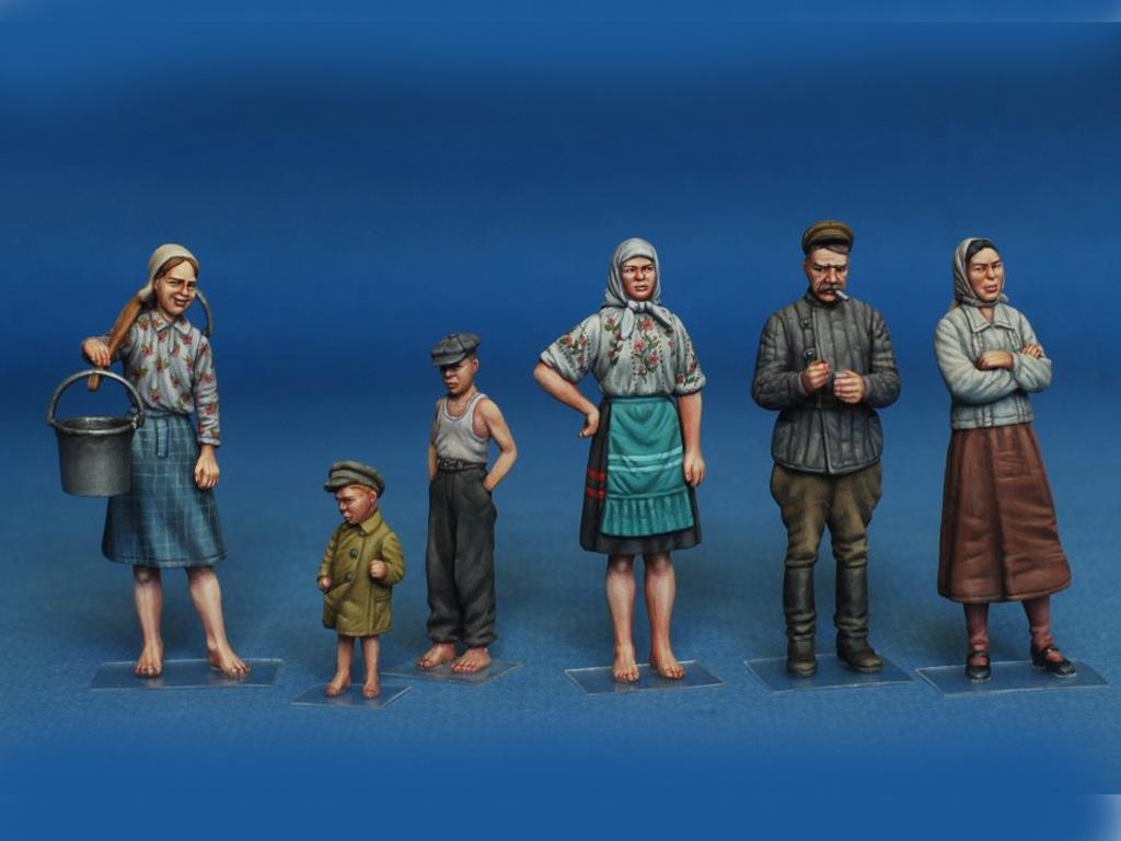 Campesinos Rusos  (Vista 3)