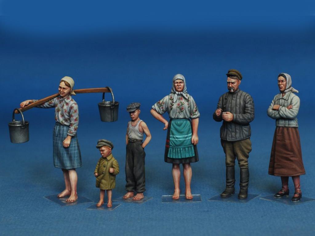 Campesinos Rusos  (Vista 4)
