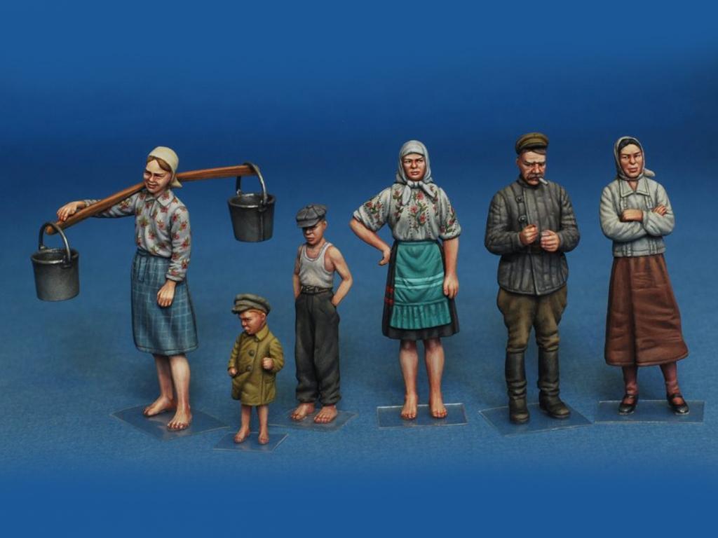 Campesinos Rusos  (Vista 5)