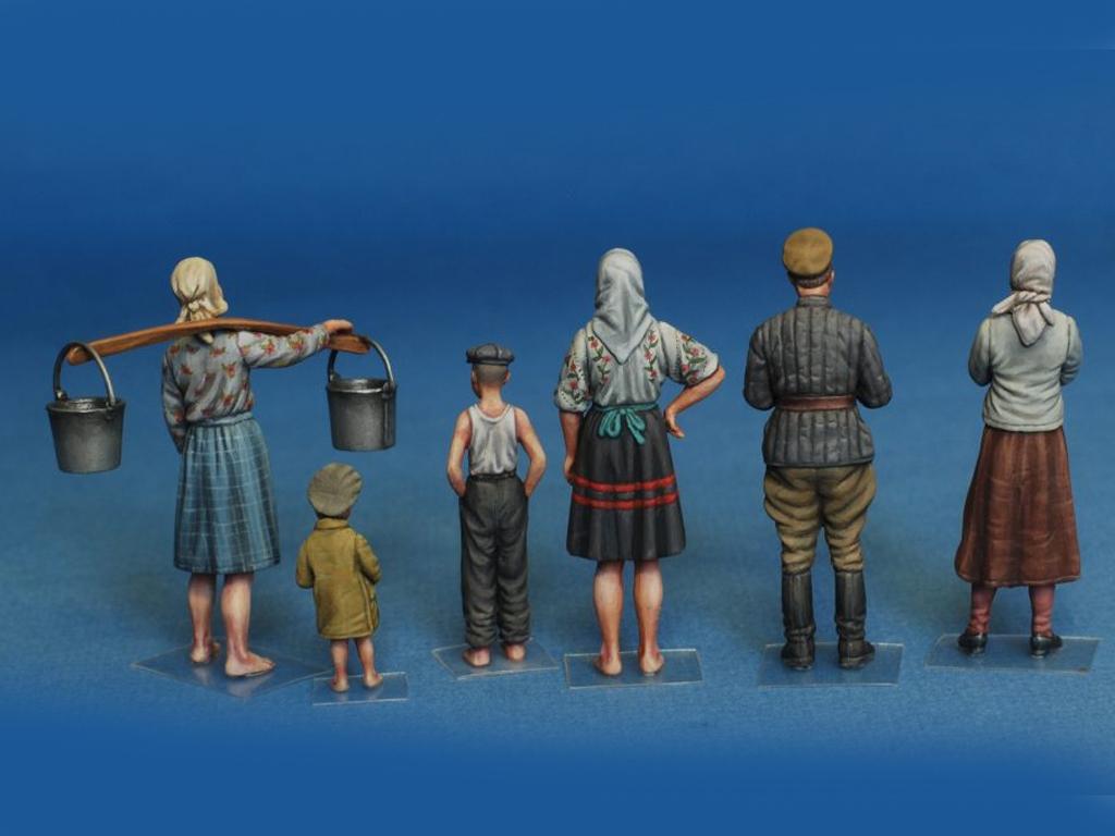 Campesinos Rusos  (Vista 6)