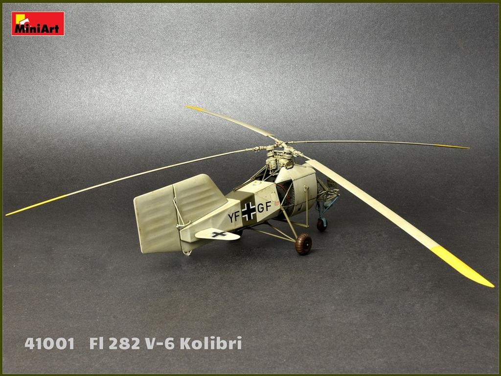 Fl 282 V-6 Kolibri  (Vista 11)