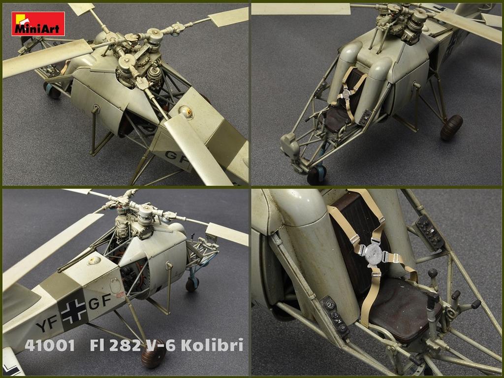 Fl 282 V-6 Kolibri  (Vista 13)
