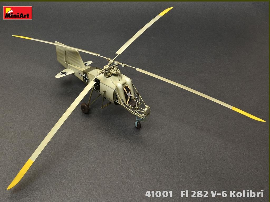 Fl 282 V-6 Kolibri  (Vista 2)
