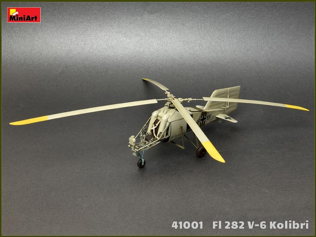 Fl 282 V-6 Kolibri  (Vista 3)