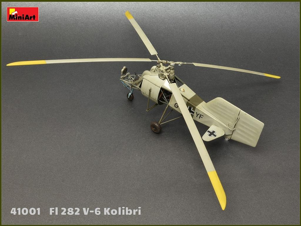 Fl 282 V-6 Kolibri  (Vista 4)