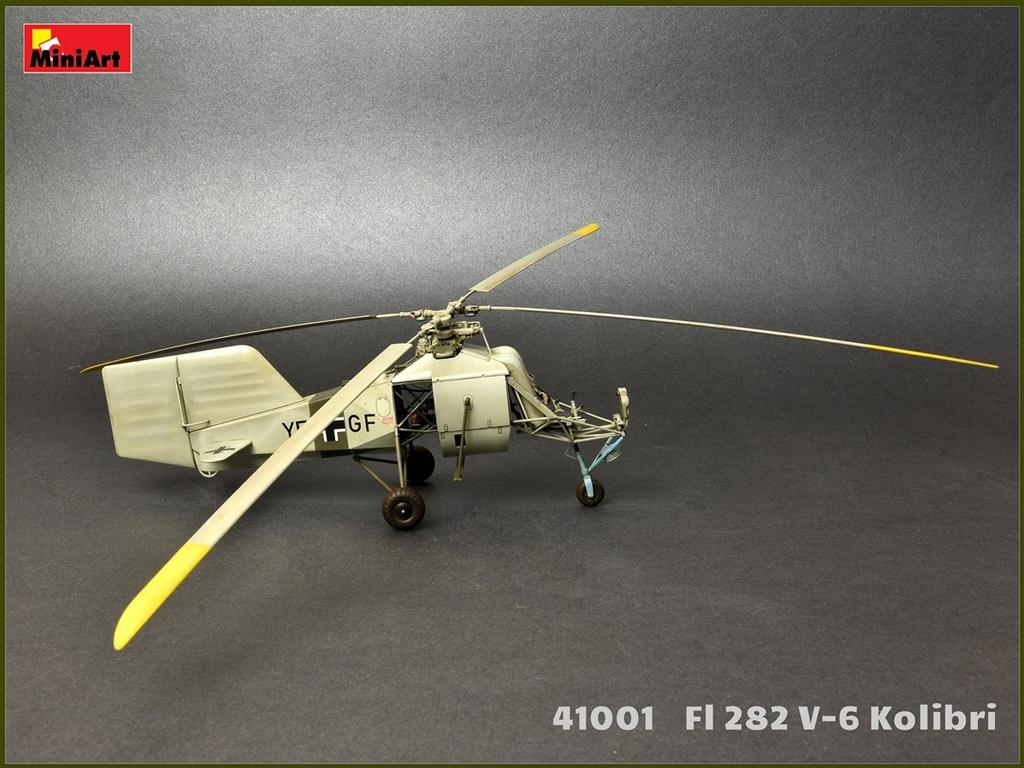 Fl 282 V-6 Kolibri  (Vista 8)