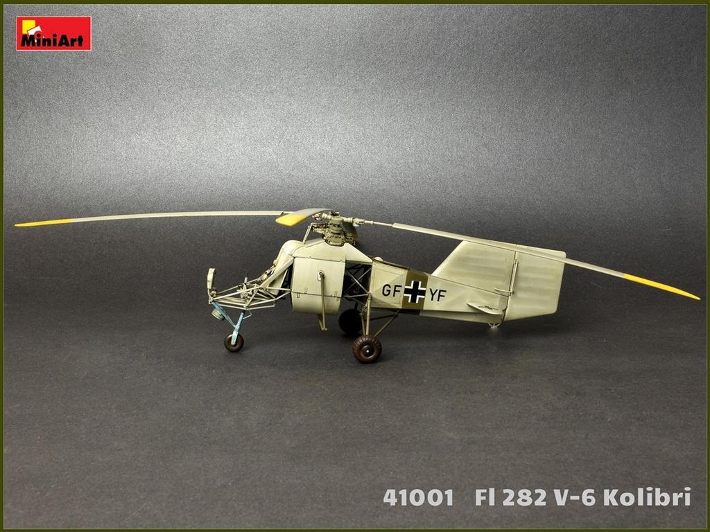 Fl 282 V-6 Kolibri  (Vista 9)