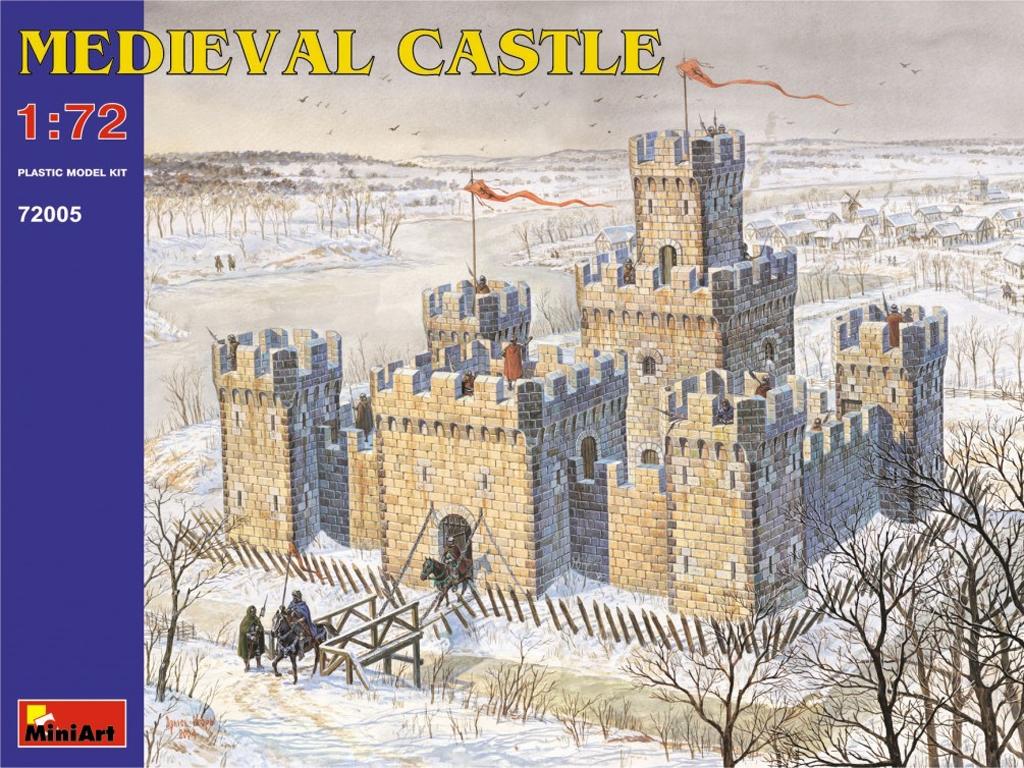 Castillo Medieval siglo XII-XV - Ref.: MIAR-72005