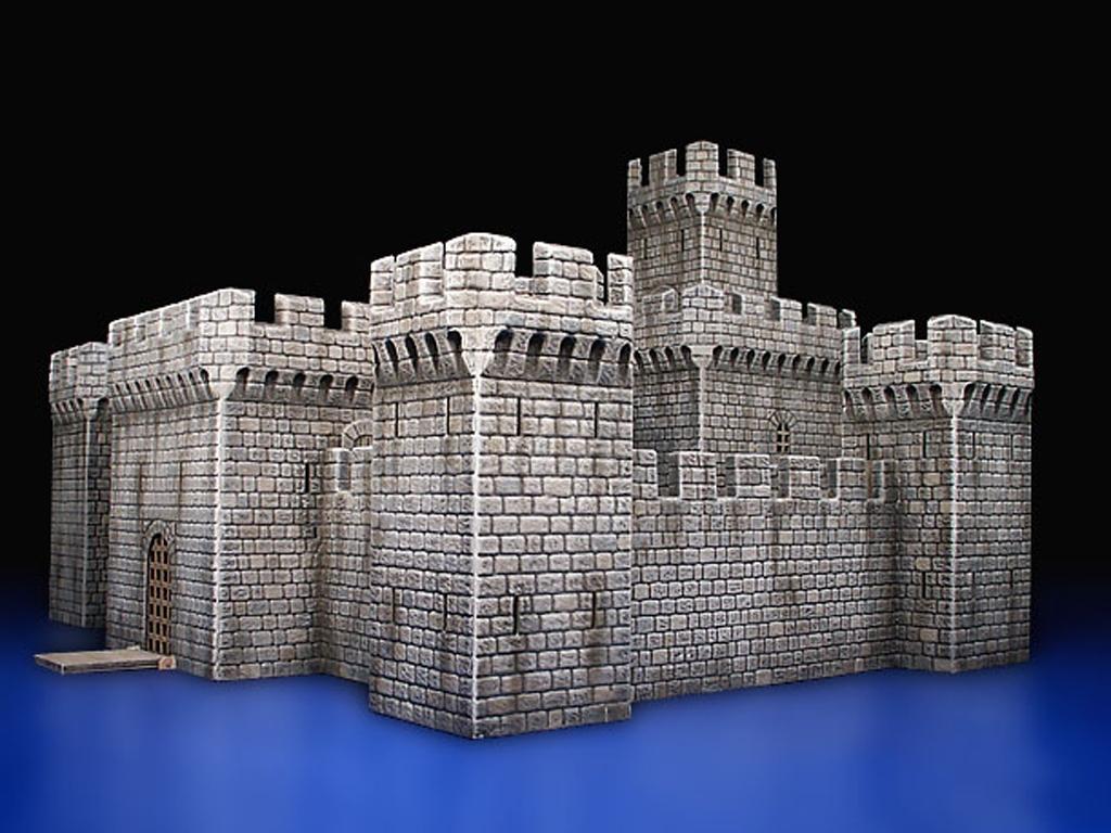 Castillo Medieval siglo XII-XV  (Vista 3)