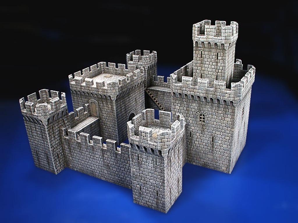Castillo Medieval siglo XII-XV  (Vista 5)