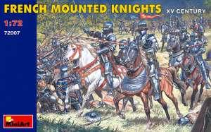 Caballeros Franceses Montados. Siglo XV - Ref.: MIAR-72007