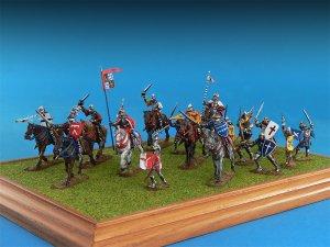 Caballeros Germanicos. Siglo XV  (Vista 2)