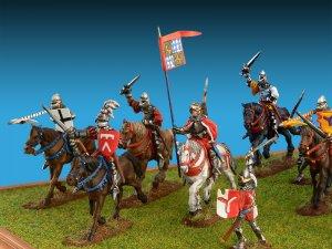 Caballeros Germanicos. Siglo XV  (Vista 4)