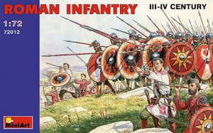 Infanteria Romana Siglos III/IV  (Vista 1)