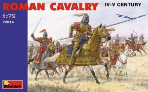 Caballeria Romana Siglos IV/V  (Vista 1)