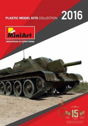 Catálogo MiniArt 2016  (Vista 1)