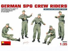 Dotación Autopropulsado Alemán - Ref.: MIAR-35054