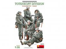 Totenkopf Division Kharkov 1943 - Ref.: MIAR-35075