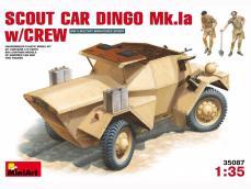 Scout Car Dingo Mk.1a con dotacion - Ref.: MIAR-35087