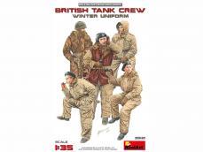 Tanquistas Britanicos - Ref.: MIAR-35121