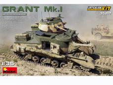 Grant Mk.I Interior Kit - Ref.: MIAR-35217