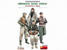 Tanquistas Alemanes Kharkov 1943 - Ref.: MIAR-35280