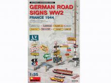 Señalización vial alemana - Ref.: MIAR-35600
