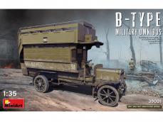 B-Type Military Omnibus - Ref.: MIAR-39001