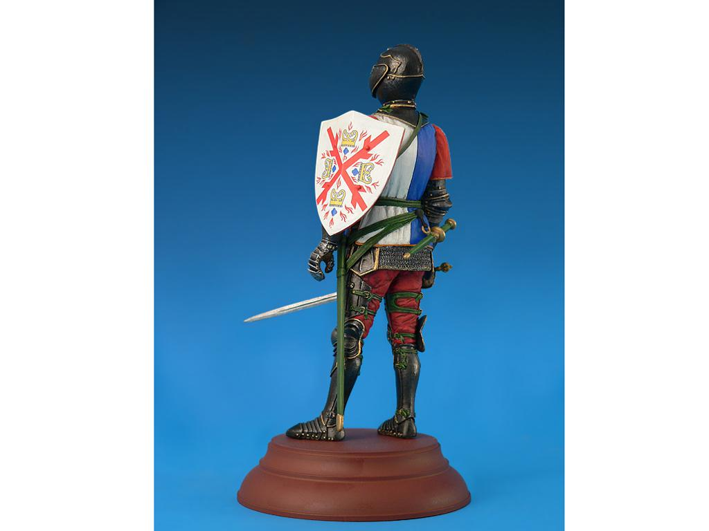 Caballero Borgoñes Siglo XV (Vista 4)