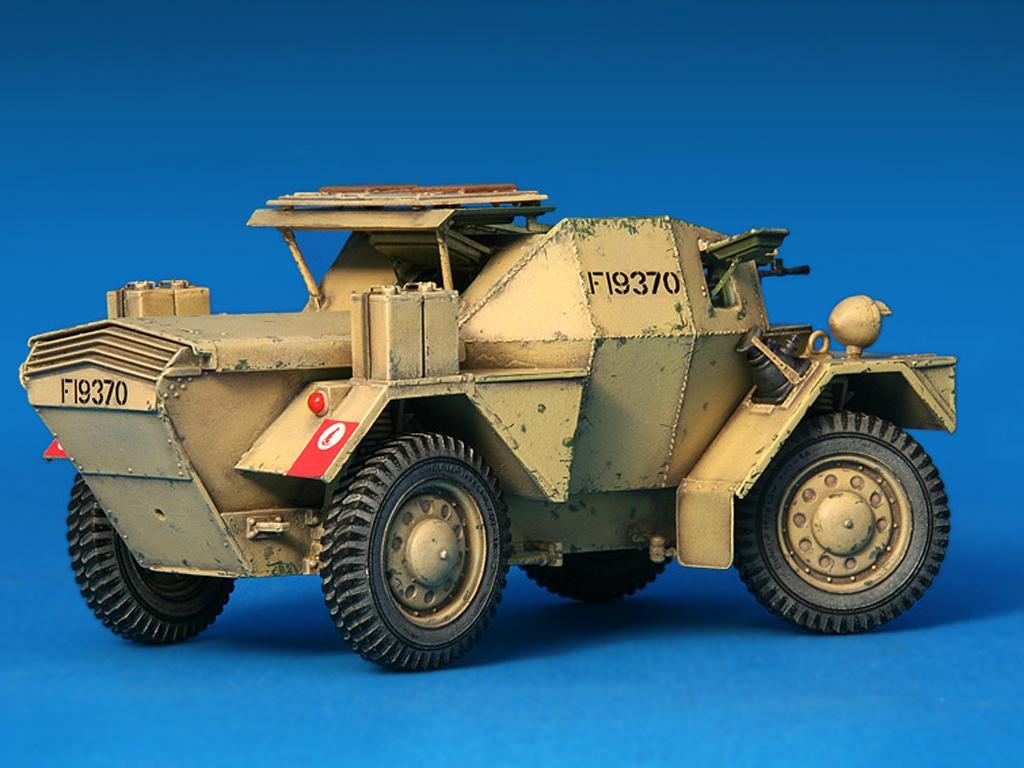 Dingo Mk.1b British Armored Car con dotacion (Vista 11)