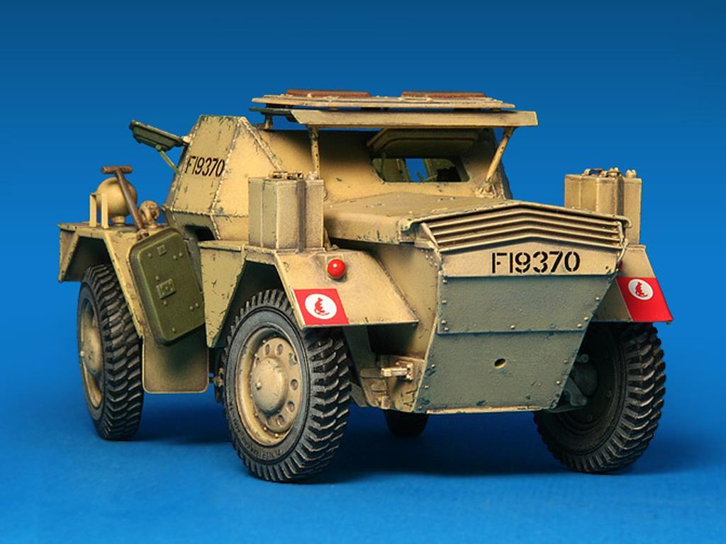 Dingo Mk.1b British Armored Car con dotacion (Vista 9)