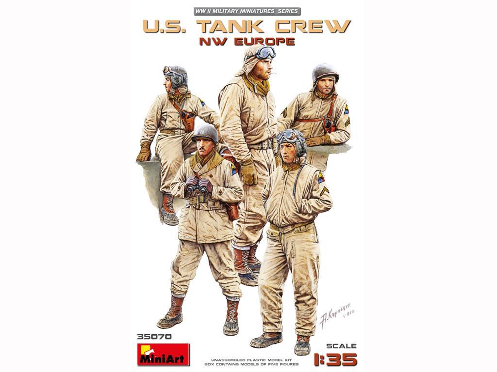 U.S. Tanquistas (Vista 1)