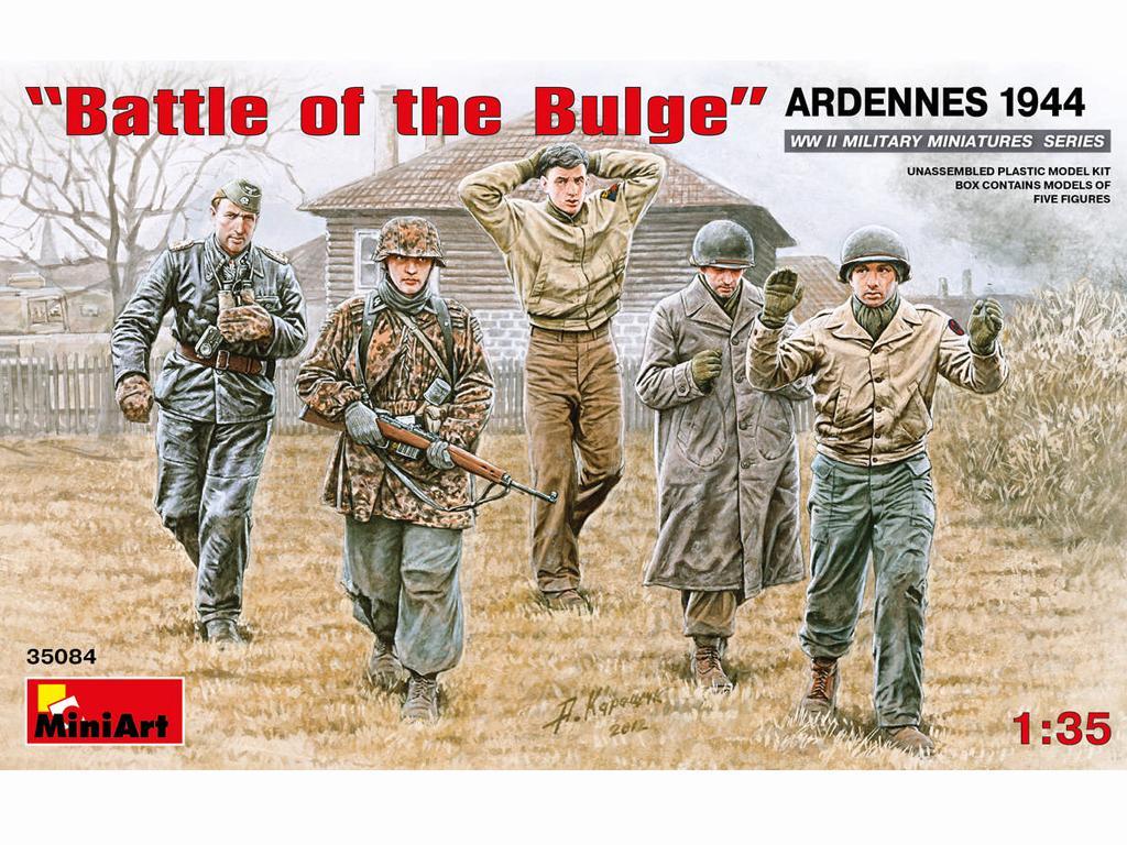 Batalla de las Ardenas 1944 (Vista 1)
