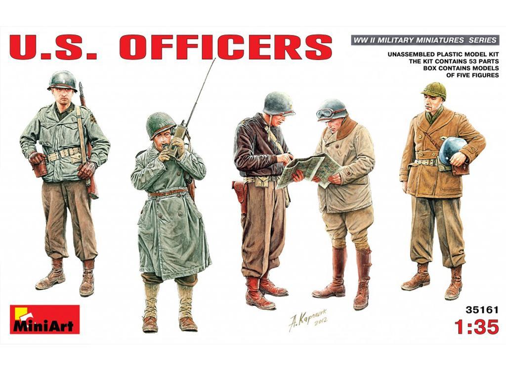 Oficiales U.S. (Vista 1)